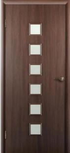 Дверь 221 ДО венге