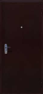 Входная дверь АМД 7-1 итальянский орех