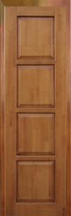 Дверь массив Модерн М1 ДГ