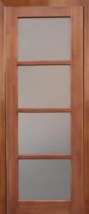 Дверь массив Модерн М1 ДО