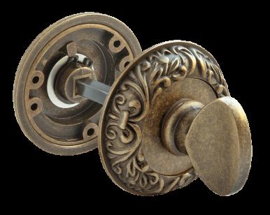 Завертка RAP-CLASSIC WC OMB античная бронза