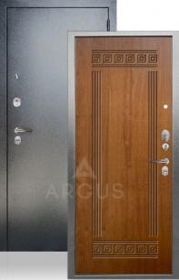 Входная дверь ДА 64 Петра дуб золотой