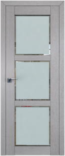 Дверь 2.13XN ст. Square матовое