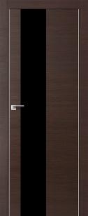 Дверь 5Z черный лак