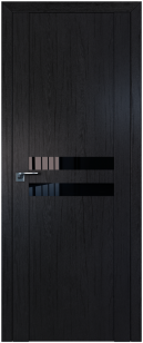 Дверь 2.03XN ст. черный лак
