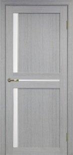 Дверь 523.221 АПС мат.хром ст. сатин