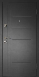 Входная дверь Сити С венге