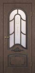 Дверь Болонья ДО Мореный дуб