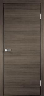 Дверь Техно с алюминиевой кромкой