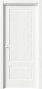Дверь Лувр глухая