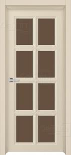 Дверь Наварро 16 ДО ст. бронза