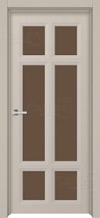 Дверь Наварро 12 ДО ст. бронза
