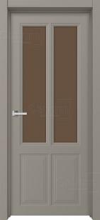 Дверь Наварро 9 ДО ст. бронза