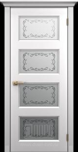 Дверь Корона 3 со стеклом