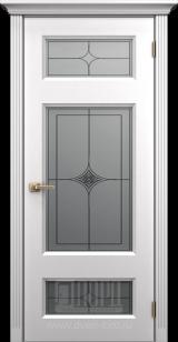 Дверь Корона 2 со стеклом