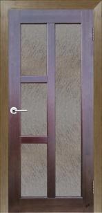 Дверь массив Модерн ДО№2