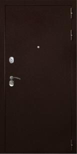 Входная дверь Гарант 100 Дуб беленый