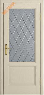 Дверь Ровена-К ст. гравировка Готика