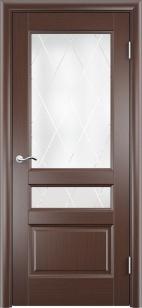 Дверь Джесика лайт стекло Готика