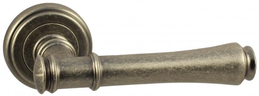 Дверная ручка VANTAGE V16 состаренное серебро