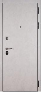 Входная дверь Бетон серый S100 3к