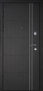 Входная дверь Тепло люкс