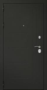 Входная дверь Сити-С 3К Лиственница серая