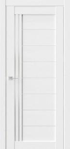 Дверь Триумф дуб винта RE58 ст. белое сатин