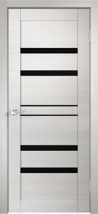 Дверь Линия 6 ст. черное