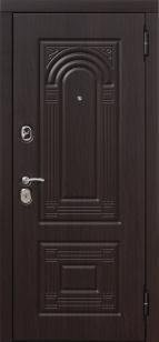 Сейф-дверь Флоренция Vinorit беленый дуб