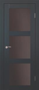 Дверь массив Сиена нью ДО эмаль ст.  белое с рефлективным покрытием