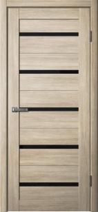 Дверь ЦДО 04 ст. черное