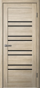 Дверь ЦДО 014 ст. черное