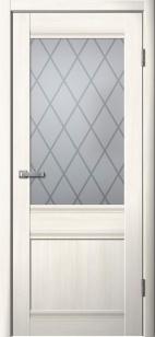 Дверь ЦДО 290 ст. матовое Ромб