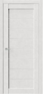 Дверь Триумф Q48 бетон светлый ст. сатин