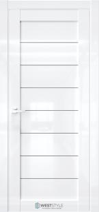 Дверь Триумф Q48 глянец ст. сатин