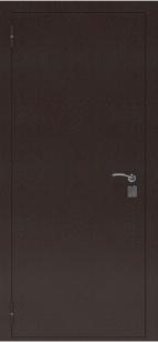 Входная дверь TEPLER T1—G 206 с терморазрывом