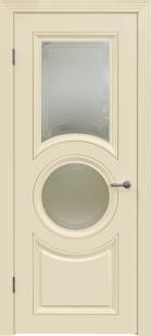 Дверь ОБ-1 эмаль ст. матовое с рисунком