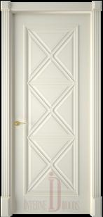 Дверь Багет 17 эмаль