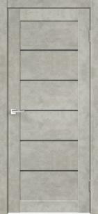 Дверь Лофт 1 ст. мателюкс графит