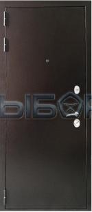 Сейф-дверь «Токио 3К» Венге