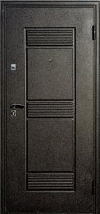 Входная дверь Венеция темный орех