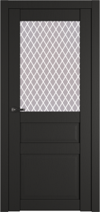 Дверь Роял 7 гриджио ст. матовое Ромб