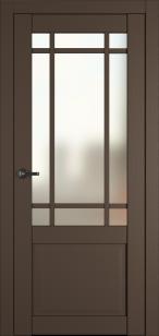 Дверь Роял 4 сильвер софт ст. матовое