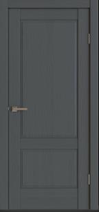 Дверь Даймонд 3 дуб моренго глухая