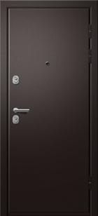 Дверь входная Медея-340 Дублин лиственница