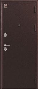 Сейф-дверь Центурион Люкс -6 Орех