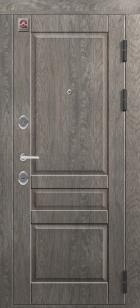 Сейф-дверь Центурион С-110 Дуб мадейра/белый софт