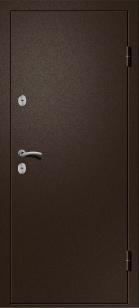 Сейф-дверь Триера 21 ТЕРМО Дуб беленый