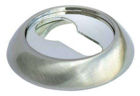 Накладка MH-KH белый никель / хром